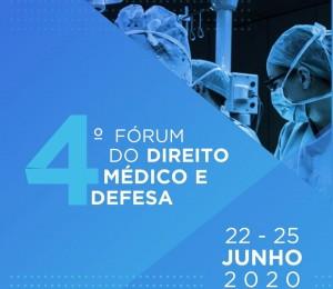 4º Fórum do Direito Médico e Defesa
